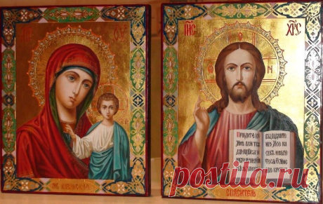 Про 2 самые краткие молитвы к Богородице и Господу Иисусу Христу на каждый день   Вопросы Православия   Яндекс Дзен