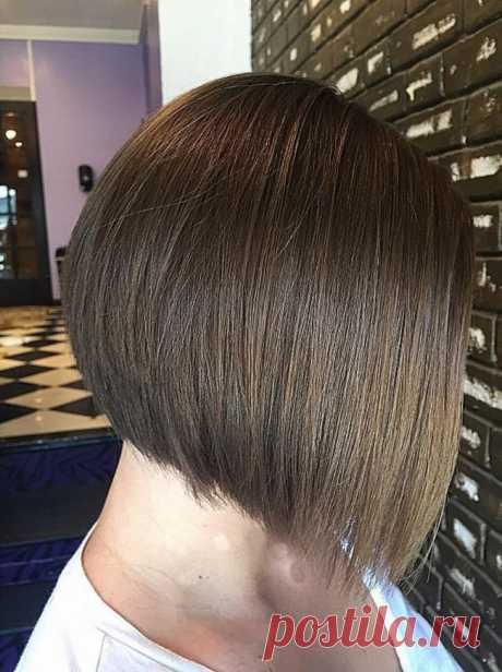 Модная стрижка каре-боб на средние волосы (50 фото) — Лучшие идеи
