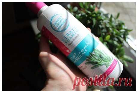 Отзыв: лучший шампунь с кератином Mill Creek, Keratin Shampoo, Repair Formula