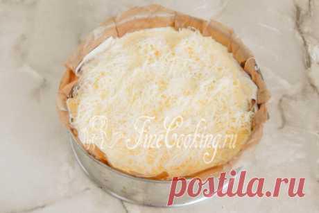 Пирог из лаваша с фаршем в духовке - рецепт с фото