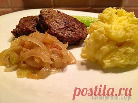 "The most delicate cutlets ""Warsaw\"""