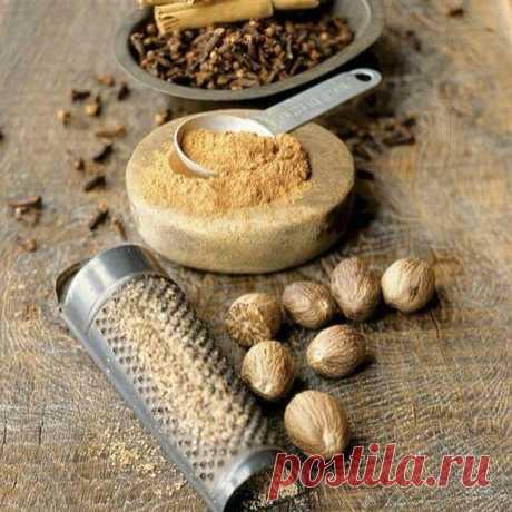 Мускатный орех в народной медицине