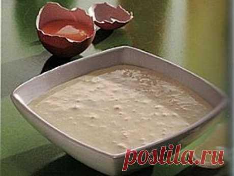 Голландский соус - рецепт приготовления