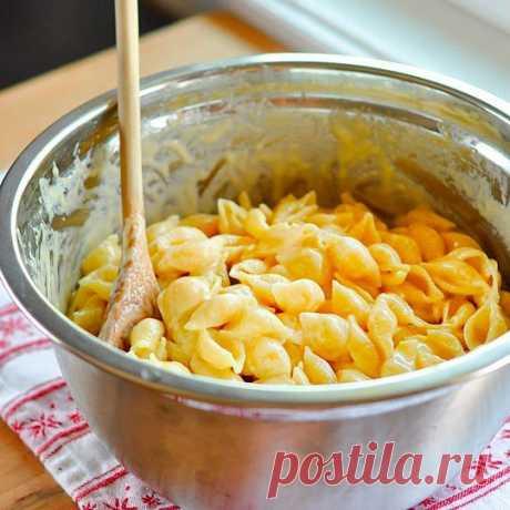 Веб Повар!: Сырная подлива для макарон.