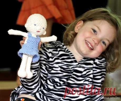 Como vincular la muñeca por el gancho - 5 clases maestras