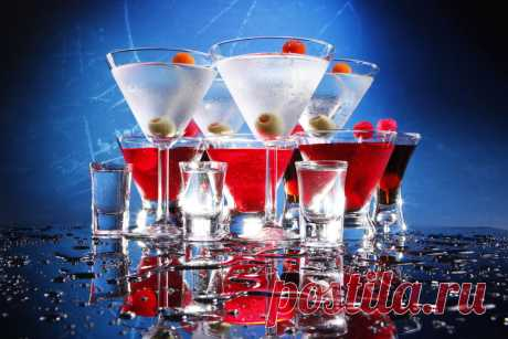 Смешиваем напитки и аперитивы Италии с баром El Copitas