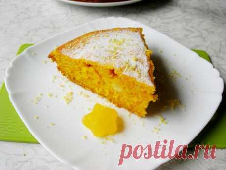 Тыквенный пирог. Самый простой рецепт!