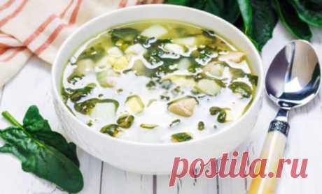 Зеленый борщ с щавелем и яйцом - 9 классических рецептов Доброго дня, дорогие читатели. Любовь к щавелю мне привила еще в детстве моя бабушка. Готовила она из него и супы,