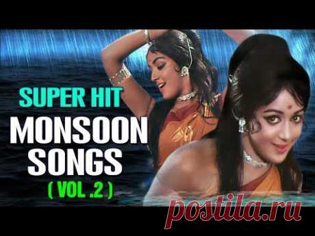 Bollywood Monsoon Special Song Jukebox - Vol.2 - YouTube