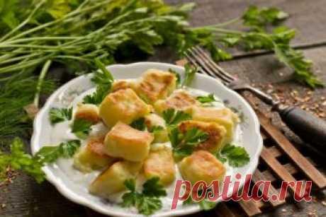 Швильпикай — картофельные клёцки по-литовски.