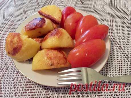 Картофель в собственном соку: традиционным способом давно не варю | ВсегдаГотово! | Яндекс Дзен