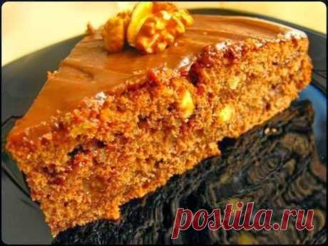 Cake without pastries