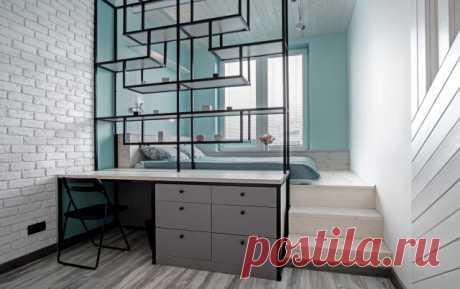 Просто фото: Как поставить кровать в маленькой спальне Кровать у стены или кровать у окна? Как разместить спальное место, когда комната небольшая, а спать на диване не хочется