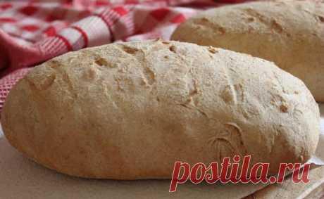 Хлеб на пиве | Соль и Сахар