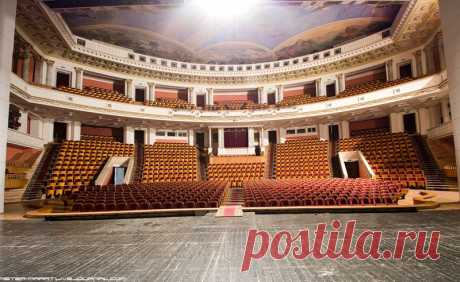 Государственный театр наций (Основная сцена) - Поиск в Google