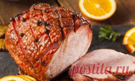 Рецепты мясных блюд на Новый год.