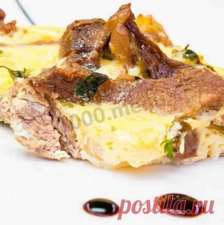 Говядина холодная - кухня Алжира рецепт с фото пошагово и видео - 1000.menu