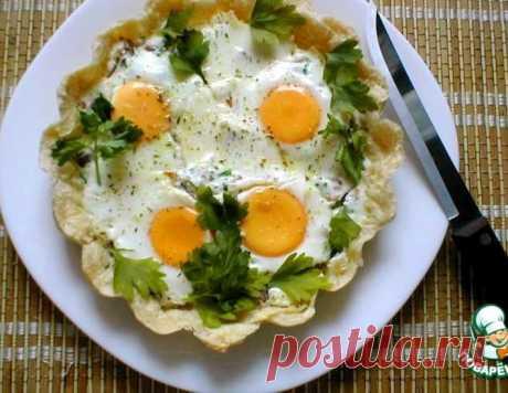 """Пай """"Утренний"""" – кулинарный рецепт"""