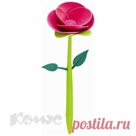 Ручка шариковая «Роза» - 79 руб