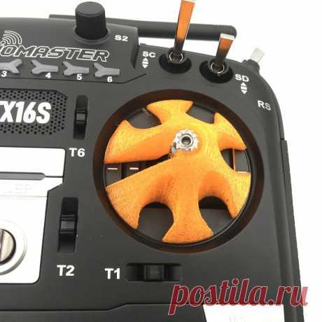 Uruav 3d printing rocker protector for frsky x9d radiomaster tx16s transmitter Sale - Banggood.com