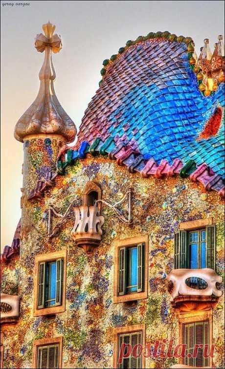 Дом Бальо, Барселона, España | Любимые места и пространства