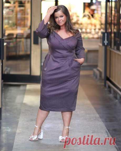 Что носить женщине 56 размера весной? 15 головокружительных и стильных образов | LADY DRIVE 🎯 | Яндекс Дзен