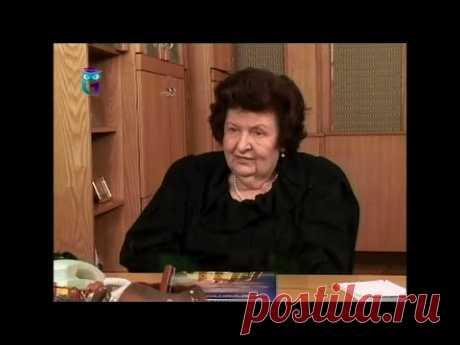 Наталья Бехтерева, нейрофизиолог, академик РАН