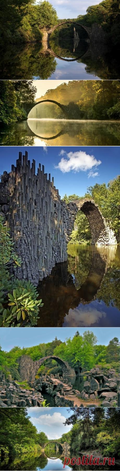 Мистический мост Ракотцбрюке — Путешествия