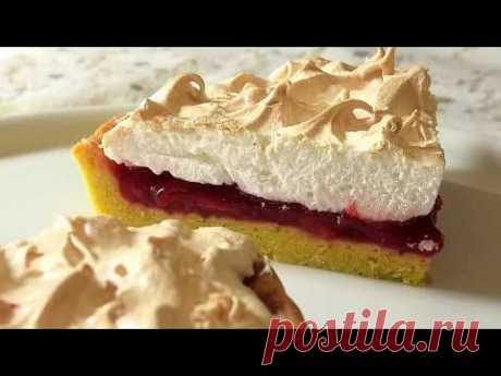 Летний ягодный пирог с меренгой/Meringue Berry Pie
