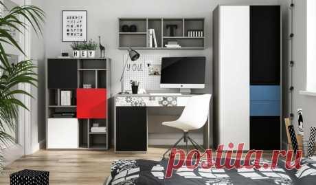 Мебель для мальчиков - обустройство детской комнаты Часть I