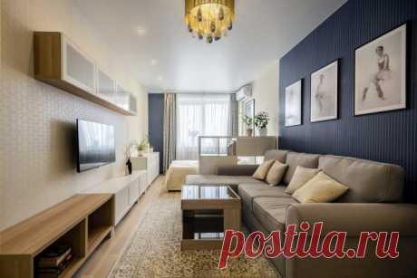 Как оформить узкую комнату? Расскажем про дизайн интерьера узкой комнаты - от выбора цвета для расширения пространства до грамотной расстановки мебели.