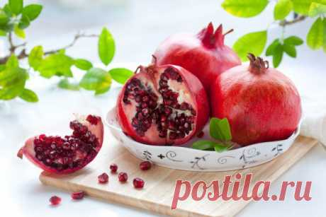 Pomegranate: The advantage and culinary application - Culinary councils for fans to cook well - the Hostess on a note - Cookery - IVONA - bigmir) net - IVONA