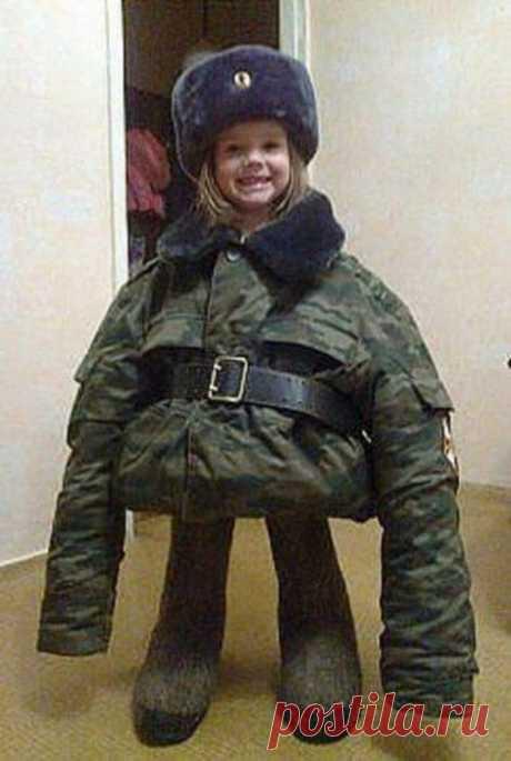 Фото, которые возможно было сделать только в России.
