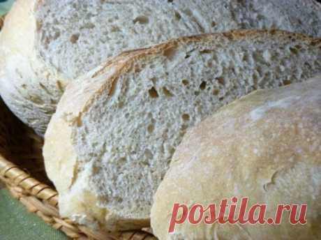 """Хлеб """"Деревенский». Рецепт с фото. Пошаговые фотографии. Gurmel"""