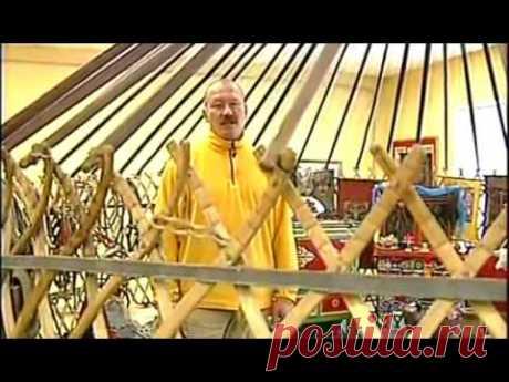 Могила Чингисхана в Забайкалье - YouTube