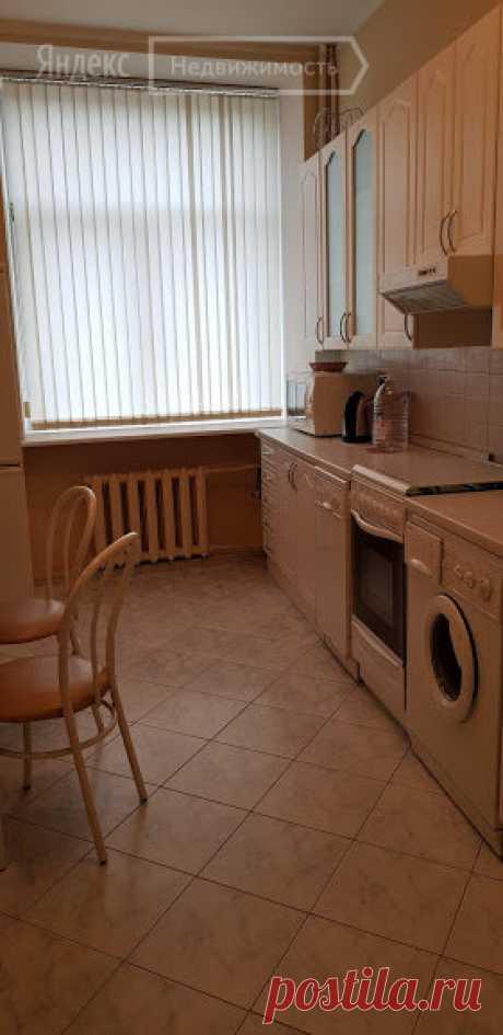 Аренда 2-комнатной квартиры 59м² по адресу Москва, Костянский переулок, 10А по цене 70 000 руб. в месяц на сайте Яндекс.Недвижимость