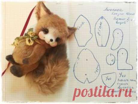 Выкройки 15 прелестных тедди от Татьяны Садовской Ежики, зайки, собачки, мишки - один милее другого