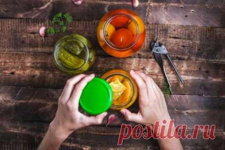 Подборка маринадов для консервирования овощей | Офигенная