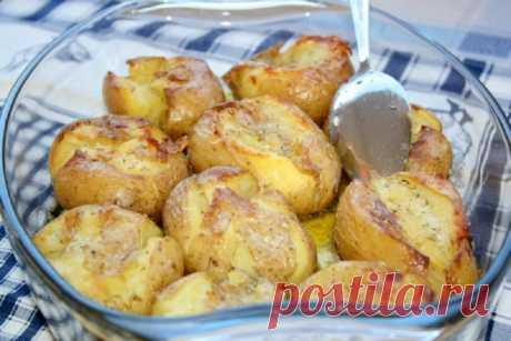 Теперь люблю запеченный картофель еще больше! До невозможного вкусное блюдо португальской кухни. – В РИТМІ ЖИТТЯ