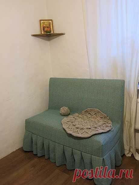 Как сшить чехол для дивана: 3 мастер-класса — Мастер-классы на BurdaStyle.ru