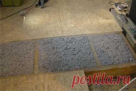 Из опилок можно сделать теплый пол за копейки   ремонтдом   Яндекс Дзен