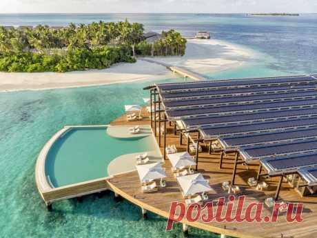 На Мальдивах открыли энергетически независимый курорт-отель Нью-йоркское архитектурное бюро Yuji Yamazaki Architecture (YYA) разработало концепцию энергетически независимого курорт-отеля, которая реализована на