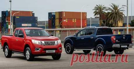 Nissan Navara 2019-2020 в новом кузове - цена, фото, технические характеристики, авто новинки 2018-2019 года