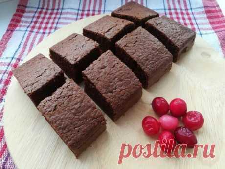 Влажный шоколадный кекс — Sloosh – кулинарные рецепты