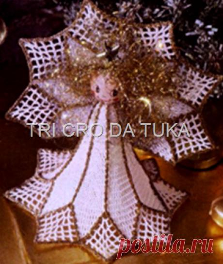 Два милых ангелочка крючком: Дневник группы «ВЯЗАНЫЕ ИГРУШКИ»: Группы - женская социальная сеть myJulia.ru