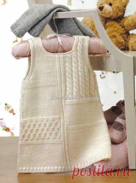 La labor de punto para los niños. El sarafán sobre los rayos \/ los gorritos Infantiles, las bufandas, el patuco, los juegos. La costura y la labor de punto para los niños por los rayos y el gancho \/ zhka - los versos, la adivinanza, la obra y las lecciones del dibujo para los niños