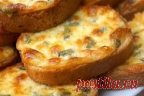 """Cheese toasts of \""""Pyatiminutka\"""": just you will lick fingers"""