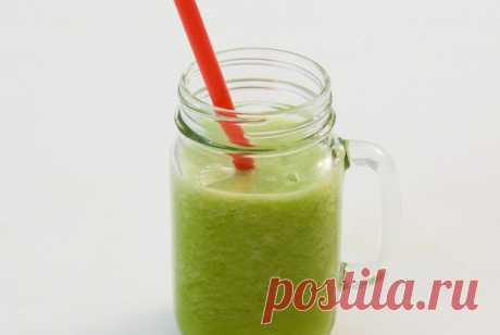 Зеленый смузи со шпинатом и ананасом пошаговый рецепт с видео и фото – европейская кухня, низкокалорийная еда: напитки