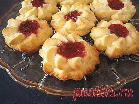 Домашнее печенье «Курабье»