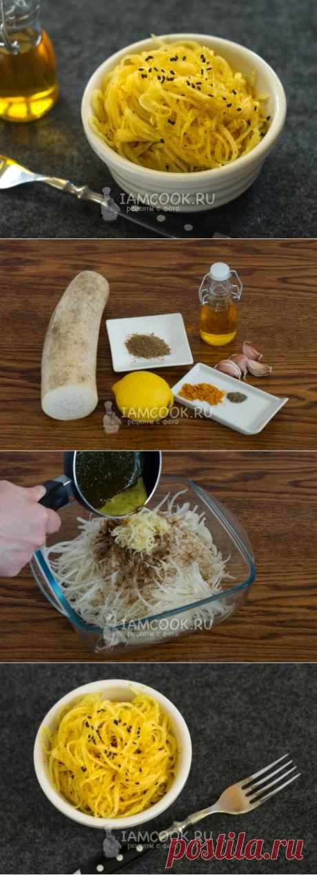 Маринованный дайкон — рецепт с фото пошагово. Как приготовить маринованный дайкон по-корейски?